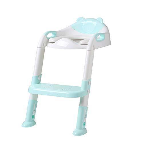 Kinder Toilettentrainer Mit Treppe Toilettensitz Toilettenaufsatz Trittleiter DE