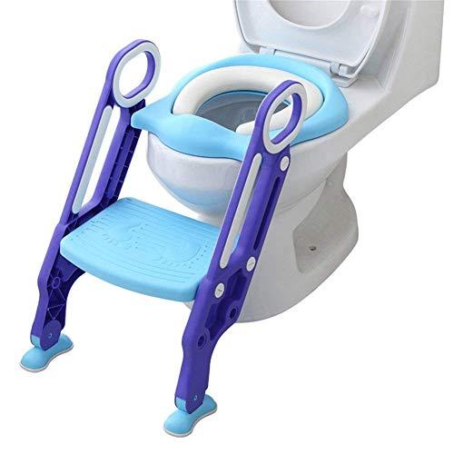 Taylor /& Braun/® Baby Kleinkind Leiter Schritt T/öpfchen Training WC Sitz//T/öpfchen Zug Leiter WC-Sitz//faltbar Toilette Ausbildung Leiter platzsparend//Greifer Griffe f/ür Stabilit/ät und Vertrauen