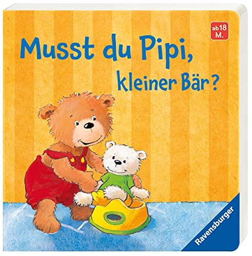 Musst du Pipi, kleiner Bär?