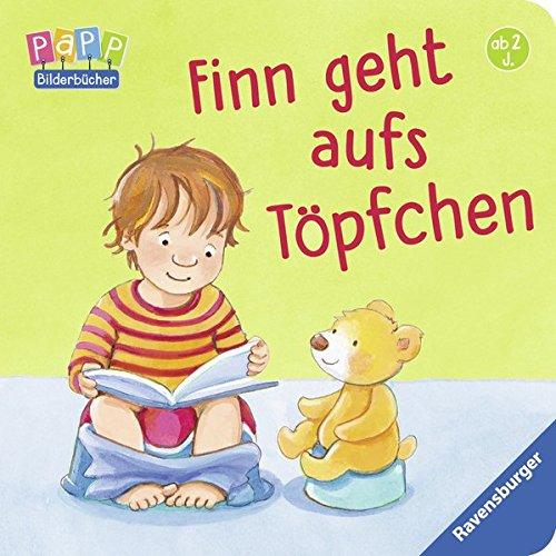 Toilettentraining Kinderbücher